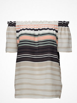 Saint Tropez Variegated Stripe Top