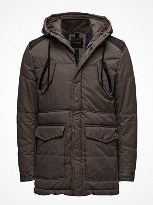 Antony Morato Long Coat With Hood