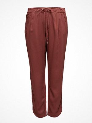 Violeta by Mango Flowy Baggy Trousers