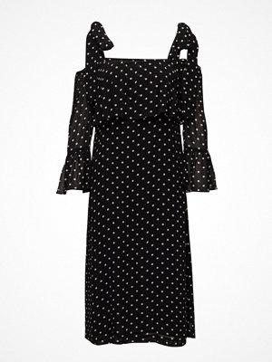 Ganni Monette Georgette Maxi Dress