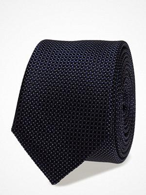 Slipsar - Calvin Klein Naples Diagonal Grid