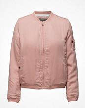 Calvin Klein Jeans persikofärgad bomberjacka Orla Sateen Bomber