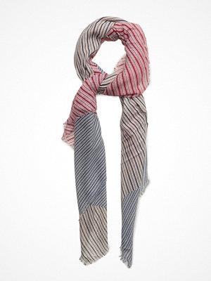 Halsdukar & scarves - Mango Stripes Lightweight Scarf