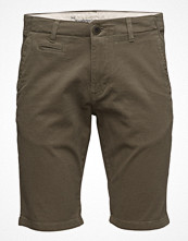 Shorts & kortbyxor - Knowledge Cotton Apparel Stretch Chino Shorts