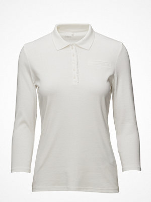 Pikétröjor - Gerry Weber Edition Polo Shirt 3/4 Sleev