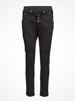Please Jeans svarta byxor Danny Nero