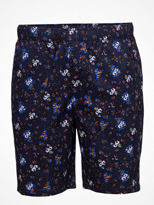 Shorts & kortbyxor - Knowledge Cotton Apparel Flower Printed Shorts