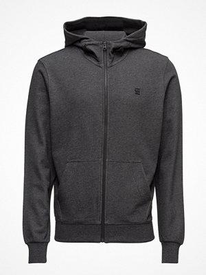 Street & luvtröjor - G-Star Core Hooded Zip Sw L