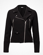 Mango Zipped Biker Jacket