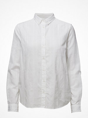 Skjortor - Gant O2. Solid Check Shirt