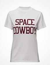 Ganni Harvard T-Shirt Space Cowboy