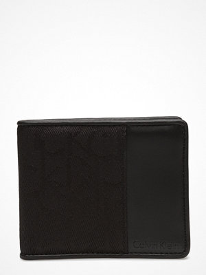 Plånböcker - Calvin Klein Power Logo Slimfold,