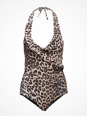 Baddräkter - Ganni Belrose Swimwear