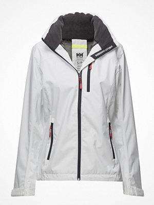 Sportjackor - Helly Hansen W Crew Hooded Jacket