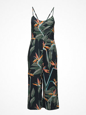 Jumpsuits & playsuits - Only Onlnora Strap Playsuit Aop Wvn