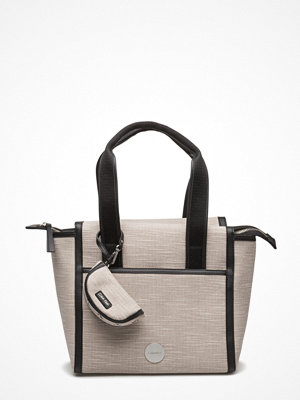 Calvin Klein omönstrad shopper Xandr4 Canvas Ns Tot