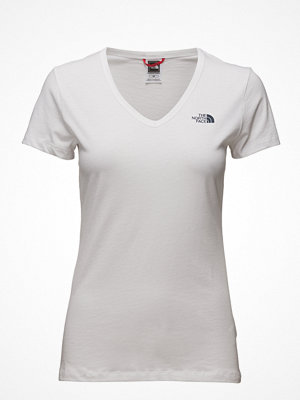 Sportkläder - The North Face W Ss Simple Dome Tee