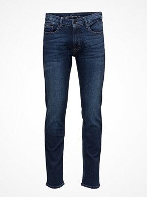 Jeans - Calvin Klein Jeans Straight - True Dark