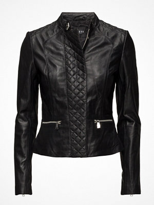 GUESS Jeans Sheila Leather Jacket