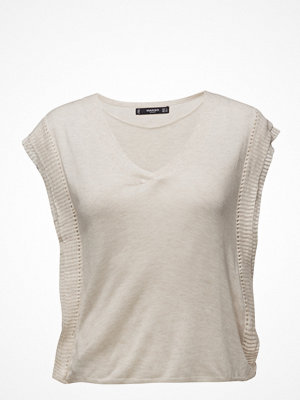 Mango Openwork Detail Top