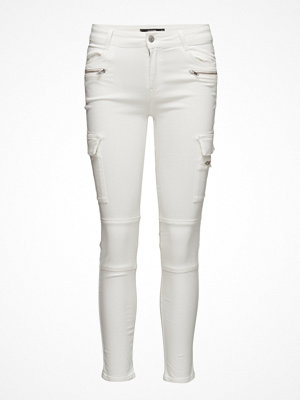 Jeans - Mango Zip-Pocket Slim-Fit Trousers