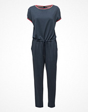 Jumpsuits & playsuits - Hilfiger Denim Thdw Fluid Pique Jumpsuit S/S 44