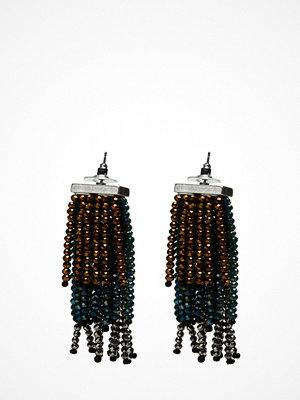 Smycken - Mango Pendant Crystals Earrings
