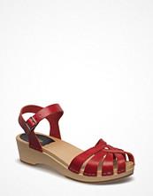 Sandaler & sandaletter - Swedish Hasbeens Cross Strap Debutant