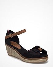 Sandaler & sandaletter - Tommy Hilfiger E1285lba 40d