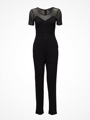Jumpsuits & playsuits - French Connection Francis Beau S/S Rd Nk Jmpsuit