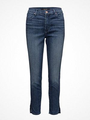 J Brand # T152 Alana High Rise Cropped Skinny