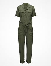 Jumpsuits & playsuits - Lee Jeans Jumpsuit Long Military Green