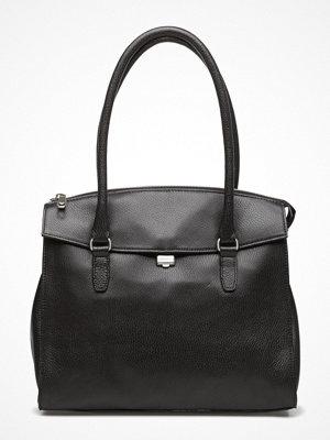 GiGi Fratelli svart axelväska Romance  Tablet  Hand / Shoulderbag