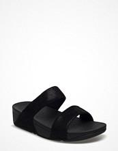 Sandaler & sandaletter - FitFlop Shimmy Suede Slide