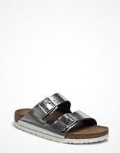Sandaler & sandaletter - Birkenstock Arizona Sfb S Led Silver