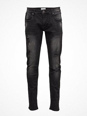 Shine Original Slim Fit Jeans Dark Black