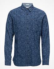 Hilfiger Denim Thdm Reg Print Indigo Shirt L/S 47