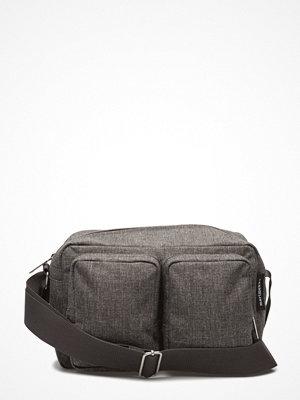 Marimekko grå axelväska Kortteli Shoulder Bag