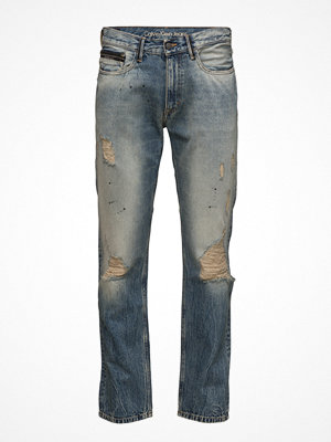 Calvin Klein Jeans Straight - Oil Splas