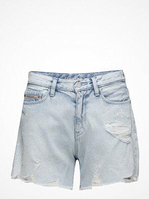 Calvin Klein Jeans Cut Off Midi Short -