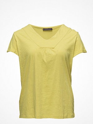 Violeta by Mango Ruched Detail T-Shirt