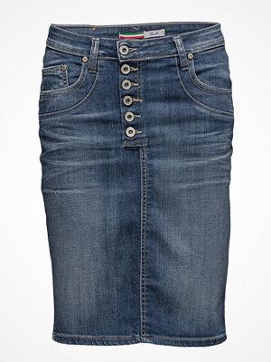 Please Jeans Skirt Long New Usual Denim