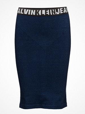 Calvin Klein Jeans Seamless Knit Skirt,