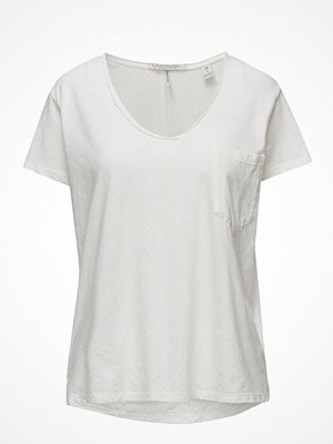 Scotch & Soda Basic V-Neck Tee With Pocket