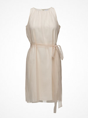Cathrine Hammel Tulle Dress W/Belt