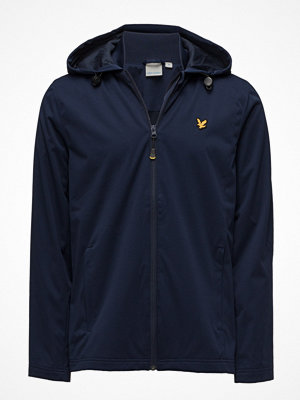 Sportjackor - Lyle & Scott Sport Bennett Hooded Running Jacket