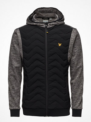 Sportjackor - Lyle & Scott Sport Oates Hooded Zip Through Jckt
