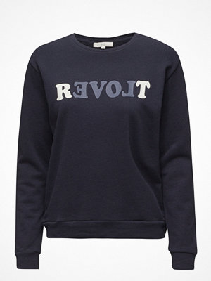 Lee Jeans Revolt Sweatshirt Midnight Blue
