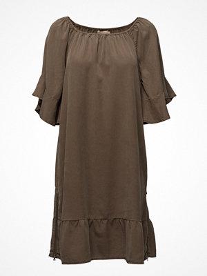 Cream Ivanna Dress