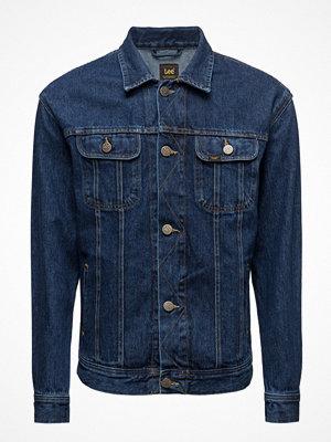 Jeansjackor - Lee Jeans Oversized Rider Dark Stone